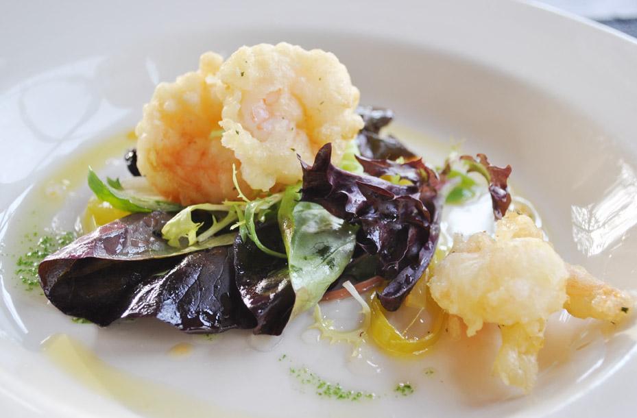 Restaurant-It-Polderhus-voorgerecht-Veenhoop-Drachten
