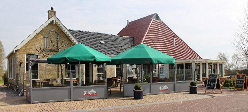 Restaurant it Polderhus vlakbij Drachten