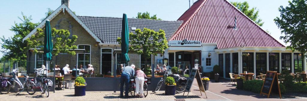 Restaurant It Polderhus De Veenhoop Friesland