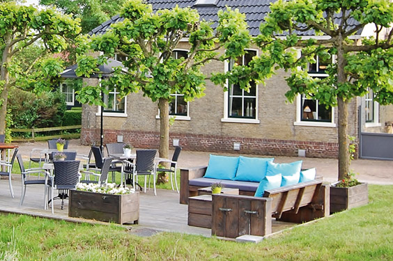 Terras It Polderhus